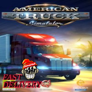 American Truck Simulator Gold Edition Steam Key PC GLOBAL