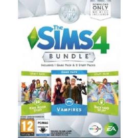The Sims 4: Bundle Pack 4 Origin Key GLOBAL