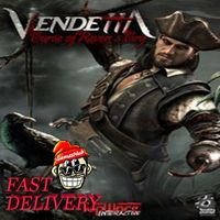 Vendetta - Curse of Raven's Cry Steam Key GLOBAL