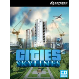 Cities: Skylines + After Dark DLC Steam Key GLOBAL
