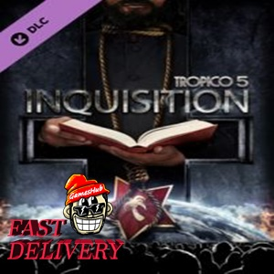 Tropico 5 - Inquisition Key Steam GLOBAL