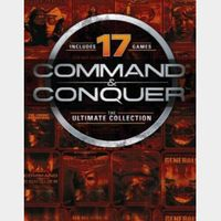 Command & Conquer: The Ultimate Collection Origin Key GLOBAL