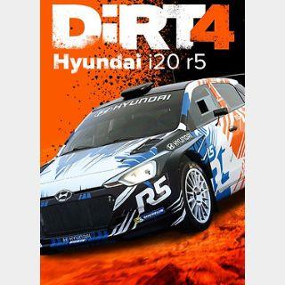 DiRT 4: Hyundai R5 Rally Car