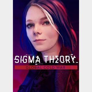 Sigma Theory: Global Cold War (PC) Steam Key GLOBAL