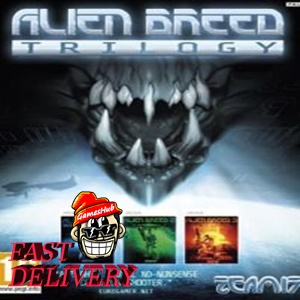 Alien Breed: Trilogy Steam Key GLOBAL