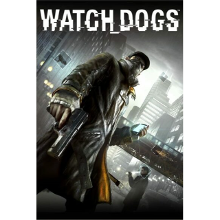 Watch_Dogs Uplay Key GLOBAL