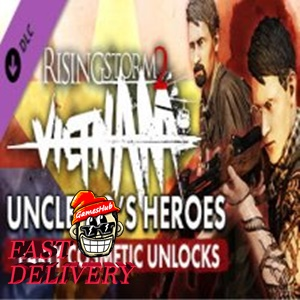 Rising Storm 2: Vietnam - Uncle Ho's Heroes Cosmetic Steam Key GLOBAL