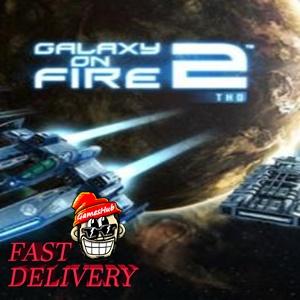 Galaxy on Fire 2 Full HD Steam Key GLOBAL
