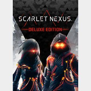 Scarlet Nexus Deluxe (PC) Steam Key GLOBAL