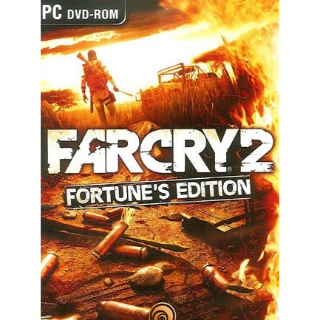 Far Cry 2: Fortune's Edition Uplay Key GLOBAL