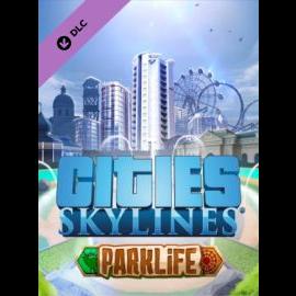Cities: Skylines - Parklife Steam Key GLOBAL