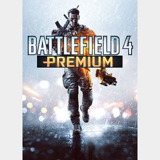 Battlefield 4: Premium (without game) (PC) Origin Key GLOBAL
