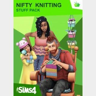 The Sims 4 Nifty Knitting Stuff Pack (PC) Origin Key GLOBAL