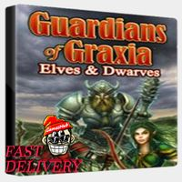 Guardians of Graxia: Elves & Dwarves Key Steam GLOBAL