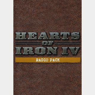 Hearts of Iron IV: Radio Pack
