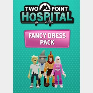 Two Point Hospital: Fancy Dress Pack (PC) Steam Key GLOBAL