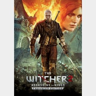 The Witcher 2: Assassins of Kings (Enhanced Edition) Steam Key GLOBAL