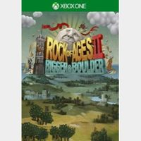 Rock of Ages 2: Bigger & Boulder (Xbox One) Xbox Live Key UNITED STATES