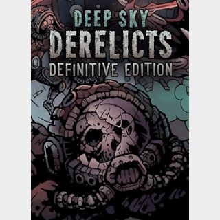 Deep Sky Derelicts: Definitive Edition (PC) Steam Key GLOBAL