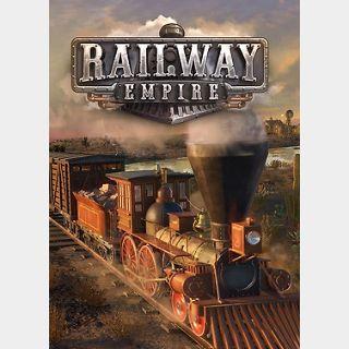Railway Empire (PC) Steam Key GLOBAL