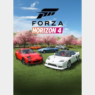 Forza Horizon 4 Japanese Heroes Car Pack (PC / Xbox ONE)