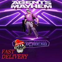 Agents of Mayhem - Johnny Gat Agent Pack DLC Key Steam GLOBAL
