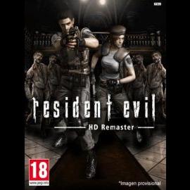 Resident Evil / biohazard HD REMASTER Steam Key GLOBAL