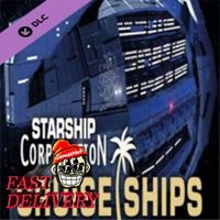 Starship Corporation: Cruise Ships Steam Key GLOBAL