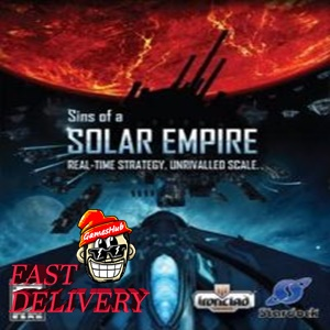 Sins of a Solar Empire: Rebellion - Outlaw Sectors Key Steam GLOBAL