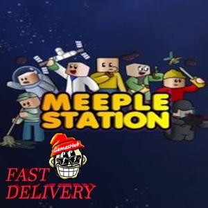 Meeple Station Steam Key GLOBAL