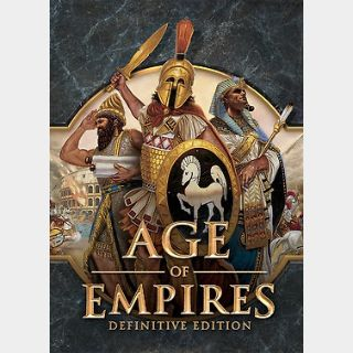 Age of Empires: Definitive Edition (PC) Steam Key GLOBAL