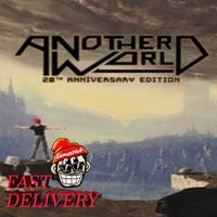 Another World – 20th Anniversary Edition Steam Key GLOBAL