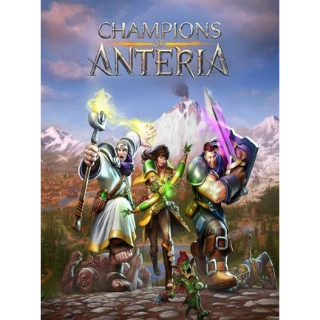 Champions of Anteria Uplay Key GLOBAL