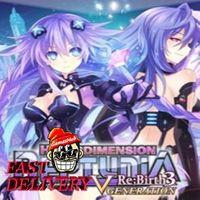 Hyperdimension Neptunia Re;Birth3 V Generation Steam Key GLOBAL
