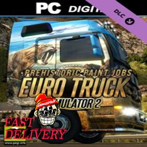 Euro Truck Simulator 2 - Prehistoric Paint Jobs Pack Steam