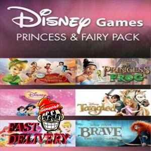 Disney Princess and Fairy Pack Steam Key GLOBAL