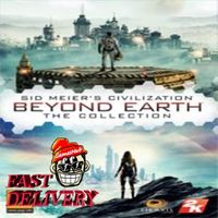 Sid Meier's Civilization: Beyond Earth - The Collection Steam Key GLOBAL
