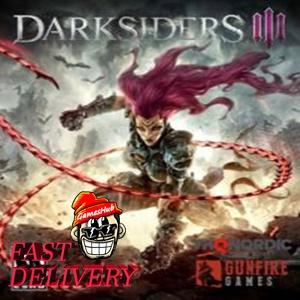Darksiders III Steam Key GLOBAL