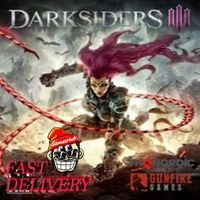 Darksiders III Steam Key GLOBAL