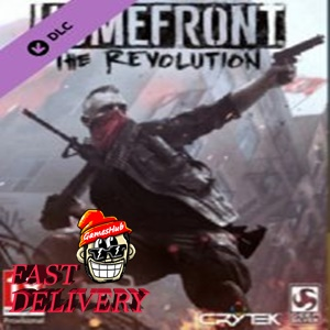 Homefront: The Revolution - The Combat Stimulant Pack Key Steam GLOBAL