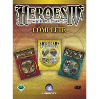 Heroes of Might & Magic 4: Complete GOG.COM Key GLOBAL