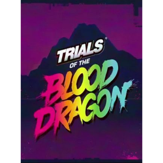 Trials of the Blood Dragon Uplay Key GLOBAL