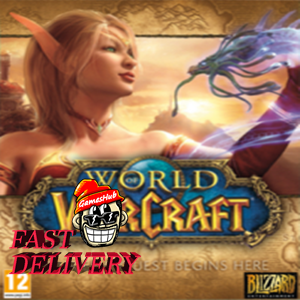 World of Warcraft Battle Chest 30 Days NORTH AMERICA Battle.net