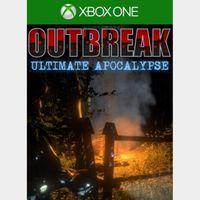 Outbreak Ultimate Apocalypse (Xbox One) Xbox Live Key UNITED STATES