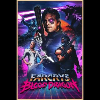 Far Cry 3: Blood Dragon Uplay Key GLOBAL