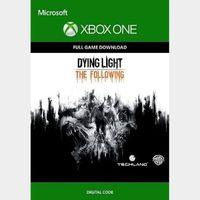 Dying Light: The Following (DLC) (Xbox One) Xbox Live Key UNITED STATES