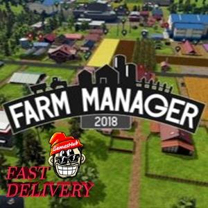 Farm Manager 2018 Steam Key GLOBAL