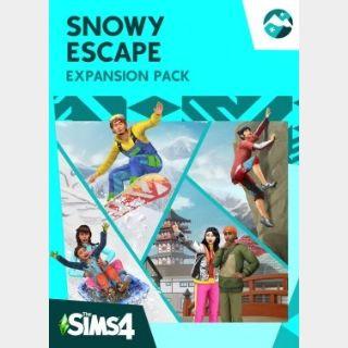 The Sims 4: Snowy Escape (PC) Origin Key GLOBAL