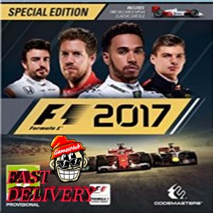 F1 2017 Special Edition Steam Key PC GLOBAL