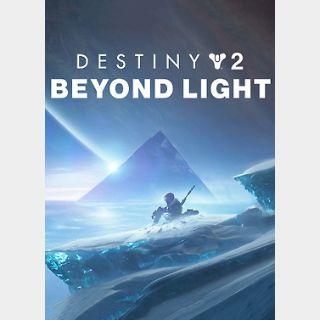 Destiny 2: Beyond Light (PC) Steam Key GLOBAL